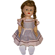 Vintage Ideal Saucy Walker Doll