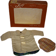 SALE PENDING 1950s Vogue Jeff Boxed Outfit