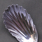 American Coin Sugar Shell with Twisted Handle