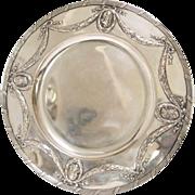 Elegant 19th Century German Hanau Silver Plate