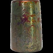 1905 Weller Sicard Chrysanthemum Ceramic Vase