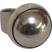 SALE PENDING 925 Mexican Taxco Silver Ring