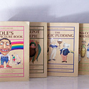SALE 4 Books Australian classics (out of print) fabulous Color Plates
