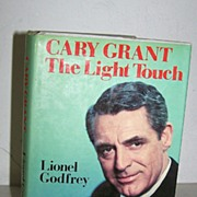 SALE Cary Grant 1st Edition 1981