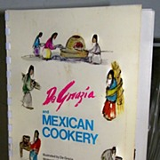 SALE Ted De Grazia  Mexican Cookery 1976 1st edition