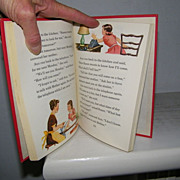SOLD Meet Our Friends Second Grade School Reader 1954 Mint