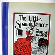 SALE The Little Spanish Dancer 1936 1ST Edition