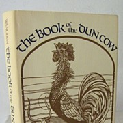 SALE The Book of the Dun Cow 1st Edition