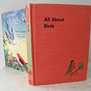 SALE All About Birds 1955