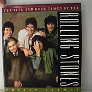 SALE Rolling Stones 1st Edition 1989
