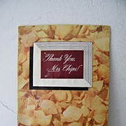 SALE Thank You Mrs. Chips!