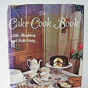 SALE Exceptional Cake Cook Book 1st Edition 300 Plus recipes!