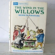 SALE The Wind in the Willows by Kenneth Grahame 1966