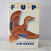 SALE FUP a story by Jim Dodge 1st Edition