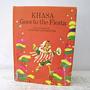 SALE KHASA Goes to the Fiesta  1967