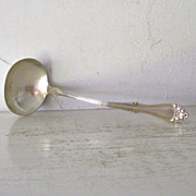 SALE 1897 Butler Bros. Silverplate Ladle  Berlin 1889