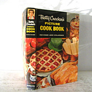 SALE Betty Crockers classic Picture Cook Book 1956