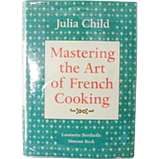 SALE Mastering the Art of French Cooking by Julia Child 5th Edition
