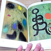 SALE Joan Miro' Art Book