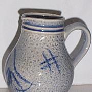 SALE Salt Ware Glaze Stoneware Jug