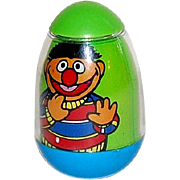 SALE 1982 Hasbro ~ Sesame Street Ernie Weeble