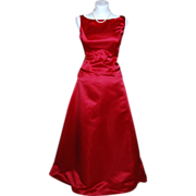 SALE Gorgeous Bill Levkoff Lipstick Red Formal Gown