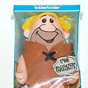 SALE 1972 Knickerbocker ~ Barney Flintstones Cloth Doll