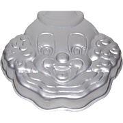 SALE 1989 Wilton ~ Smiling Clown Cake Pan