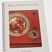 SALE 1969 Time Life ~ Recipes: Middle Eastern Cooking