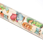 SALE 1970/80s Papercraft ~ Jumbo Roll of Christmas Wrapping Paper