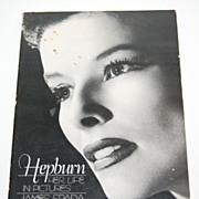 SALE 1984 Katharine Hepburn ~ Her Life in Pictures Softcover Book