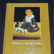 SALE 1973 Modern Collector's Dolls Hardcover Book