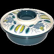SALE Poole Pottery ~ Mid-Century Modern 2-Pc Casserole Dish
