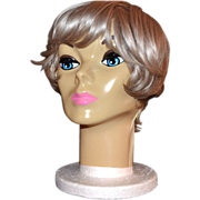 SALE 1963 Plasti-Personalities ~ Blue-Eyed Mannequin Head
