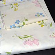 SALE Wamsutta Ultracale ~ Double Flat Sheet & Pillowcase