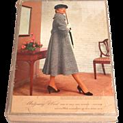 SALE 1956/57 Montgomery Ward ~ HARDCOVER Fall & Winter Catalog