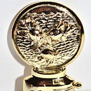 SALE VTG Goldfish in Bubble Gum Machine Pin/Brooch