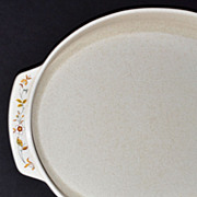 SALE Lenox Temper-ware ~ Merriment Pattern Platter