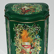 SALE 1981 Avon ~ Christmas Candy Tin ~ Made in England