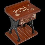 SALE Judi's Sweet Shoppe ~ School Daze Candy Container