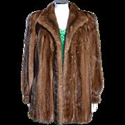 SOLD Christian Dior Bonwit Teller Mink Fur Coat