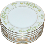 SALE Fine China of Japan Granada Set of 4 Bread & Butter Plates ~ 2 Sets Available