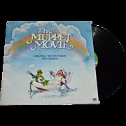 SALE 1979 The Muppet Movie Original Soundtrack LP Record