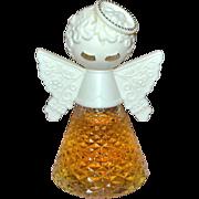SALE 1970s AVON Sweet Honesty Heavenly Angel 2 oz Cologne ALMOST FULL!