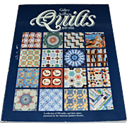 SALE Gallery of American Quilts 1849-1988 Softcover Book