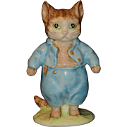 Beatrix Potter's Tom Kitten, Figurine by Beswick