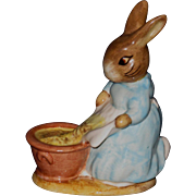 REDUCED Beatrix Potter's Cecily Parsley, Figurine by Beswick