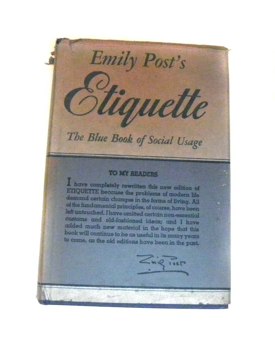 The importance of funeral etiquette in emily posts etiquette