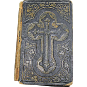 1925 The Little Key of Heaven CATHOLIC Prayer Book Approved Source