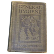 SALE The Study of General Hygiene Textbook BOOK 1913